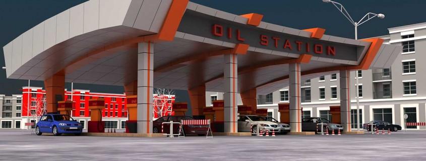 خرید و فروش پمپ بنزین