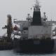 کشتی حامل سوخت ایران در بندر ونزوئلا